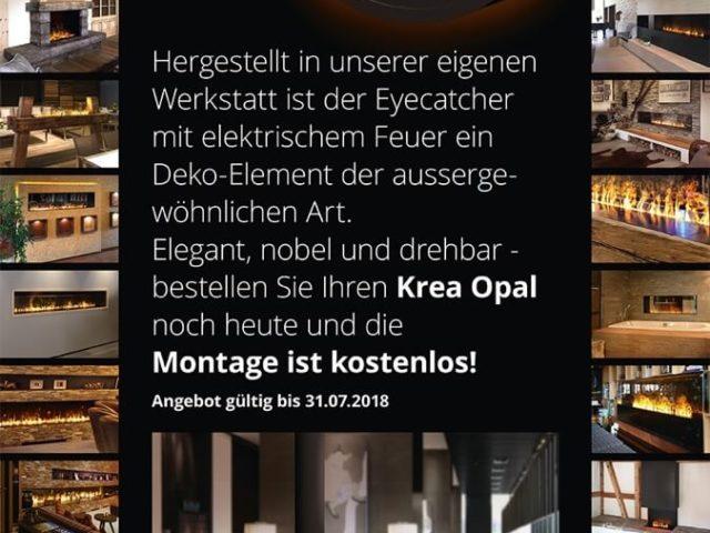 NEU Krea Opal – Unsere neueste Eigenkreation!